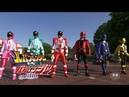 «Kaitou Sentai Lupinranger VS Keisatsu Sentai Patranger en Film» «Kamen Rider Build: Be The One» (trailer)