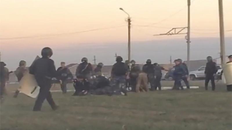 Беспорядки в Кабардино-Балкарии. Ужас событий - Видео