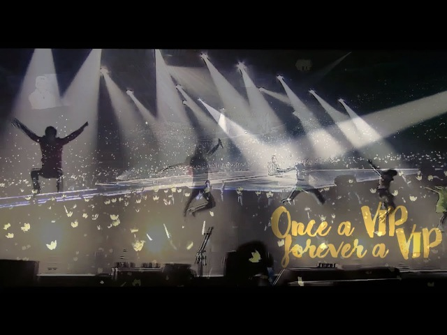 BIGBANG TRIBUTE Once a VIP forever a VIP 11th anniversary