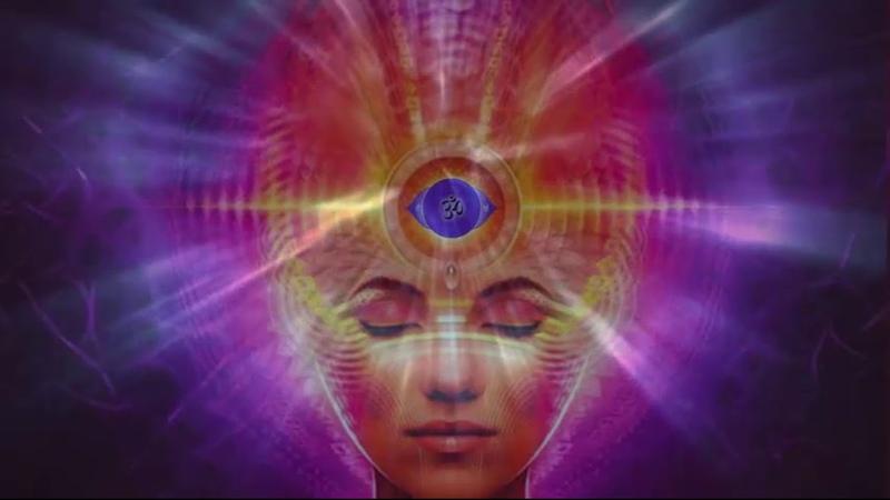 Активация Шестой чакры (Третий глаз) и Шишковидной железы (Эпифиз) Аджна Ajna