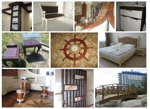Любая мебель из натурального дерева, декор вашего интерьера, столярные
