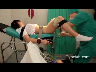 GynClub: Медицинский рол плей (часть 1) – [Medical Fetish, Gyno Exam, Anal Checkup, Roley Play]
