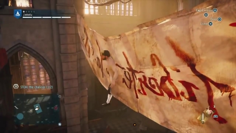 Assassin's Creed Unity Обзор от Carma