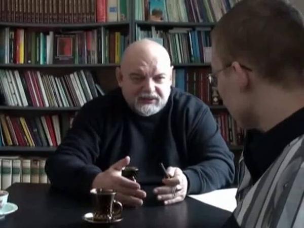Гейдар Джемаль Даниил Полторацкий Ислам и авторитарность 2010 03 19