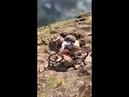 В Перу экстремал чуть не погиб в священной долине инков Урубамба