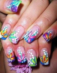 Мамочки для ногтей