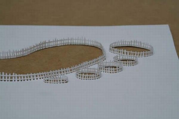 Бумажные скульптуры Peter Callesen OY-jzlXfchE
