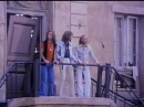 Bee Gees Stayin Alive HQ 1rst Version Music Video 1977 NO FAKE HQ LYRICS