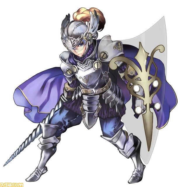 Demon Gaze - Арт Персонажей