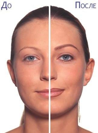 Перманентный макияж бровей техника мягкая растушевка