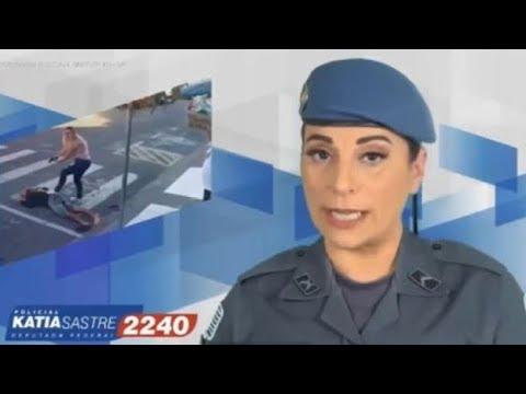 Katia Sastre 2240 Deputada Federal Propaganda Eleitoral 2018