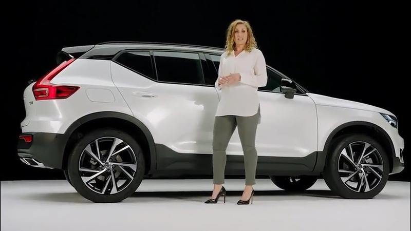 The New Volvo XC40 Product Walkaround