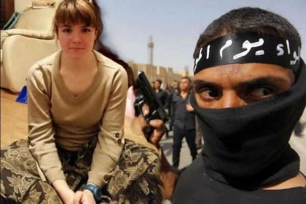 Как террористы ИГИЛ вербуют женщин в Сети