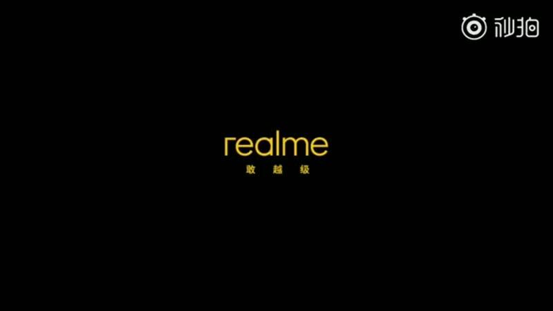 Первый смартфон Realme с выдвижной фронтальной камерой красуется в официальном рекламном ролике
