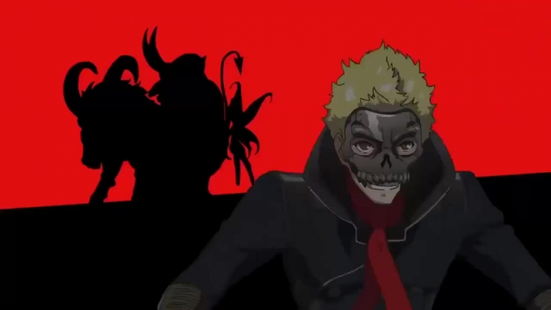 Persona 5 Animation Ann All-Out Attack, but it's actually good.