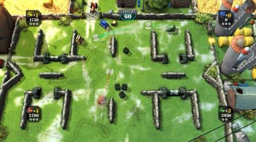 Скачать Tank Battlesдля android