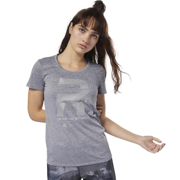 Спортивная футболка Running Reflective Graphic