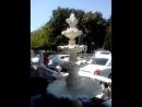 Краснодарский край г Армавир Небольшой фонтан около минимаркета Кредо