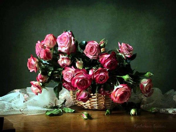 Still life with flowers (Richard Abel - Lara's Theme)