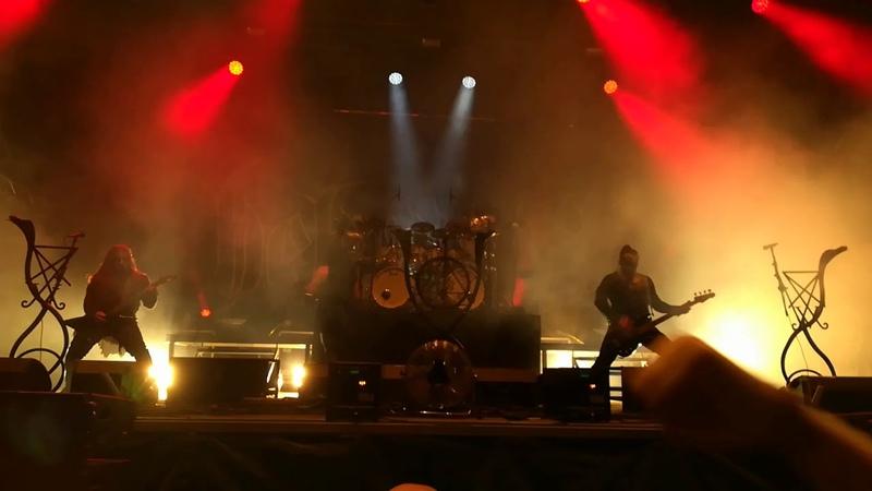 Behemoth - Chant For Eschaton 2000 (Live at Brutal Assault 2018)