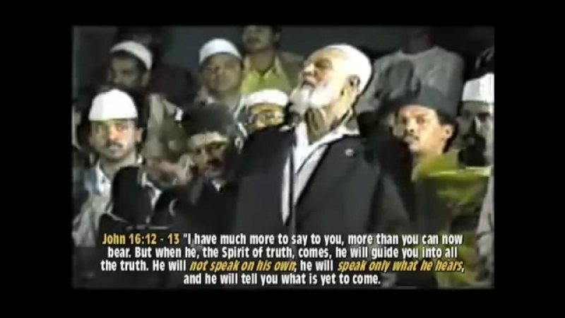 Ahmed Deedat Answer - Why do you claim Islam to be the true religion-[via torchbrowser.com]