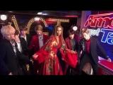 BTS x Tyra Banks (2)