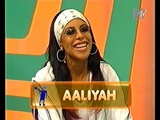MTV Europe Select - Aaliyah interview, 2000, Romeo Must Die