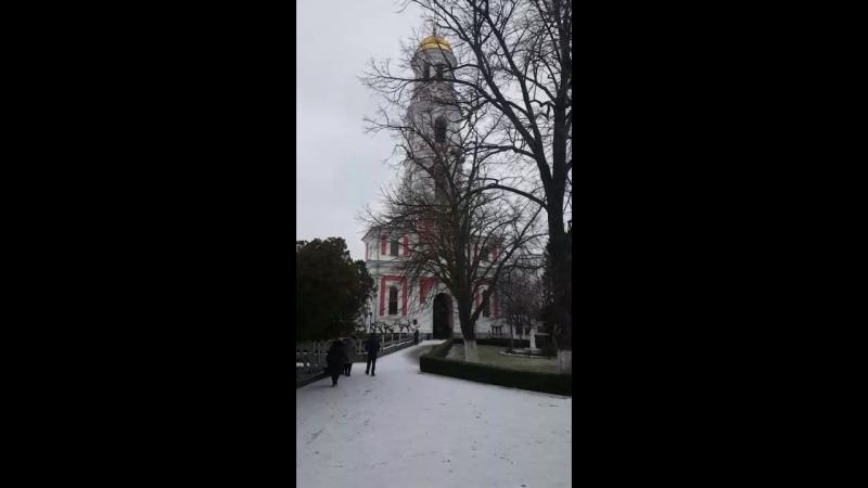 Свято-Вознесенский Ново-Нямецкий монастырь.