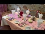 Свадебное оформление в кафе «Меридиан»