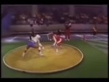 American Gladiators Female Wrestling