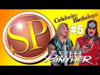 Tara Reid, Parker Posey, Bonnie Raitt - CELEB WATCH #5 - Steel Panther TV