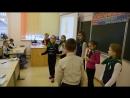 Урок ПДД в 1-а классе проводит 3-г класс (12.10.2018)