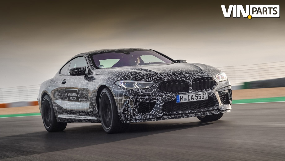 BMW M8 G15