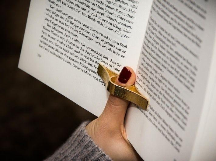 Создатель этого кольца попадёт в рай без очереди