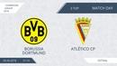 AFL18. Champions League. Group D. Day 3. Borussia Dortmund - Atlético CP.