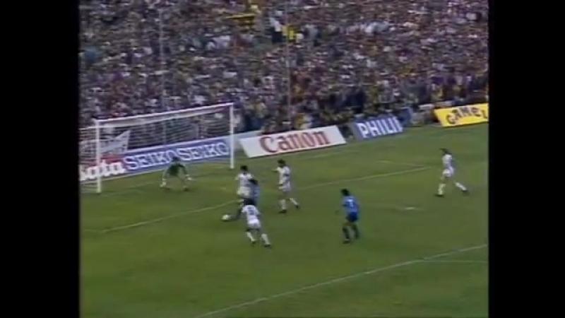 Стяуа - Барселона (Кубок европейских чемпионов 1985-1986, финал)