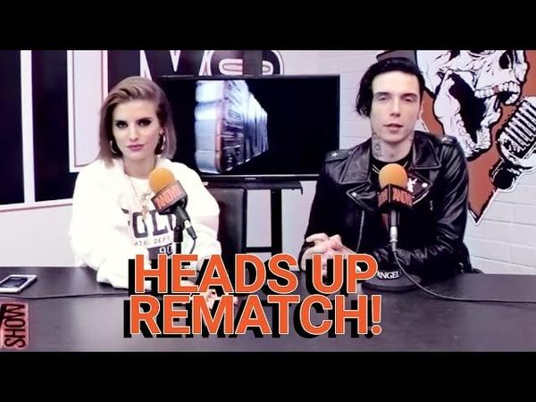 Heads Up Rematch w JULIET SIMMS