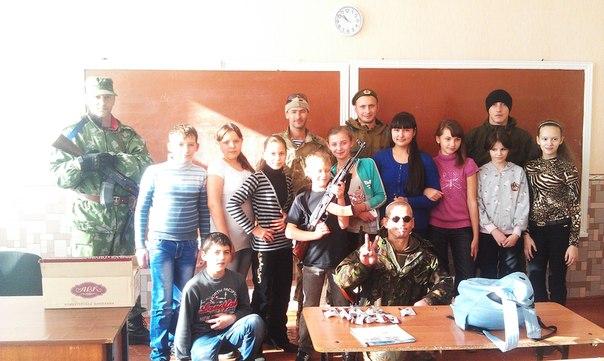 На Луганщине боевики обстреляли миссию ОБСЕ - Цензор.НЕТ 1536