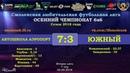 Осенний сезон 6х6-2018. АВТОШКОЛА АЭРОПОРТ - ЮЖНЫЙ 7:3 (обзор матча)