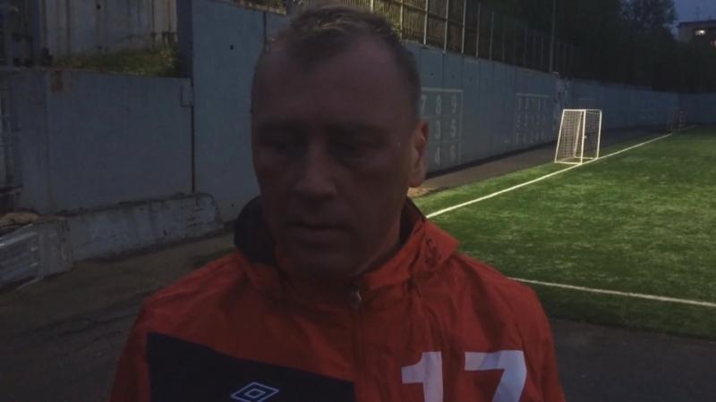 Интервью Терещенко Андрей (Гайва)