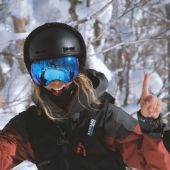 """Erika Vikander on Instagram: """"Did I mention I'm in Japan having the most fun and shredding pow with @minttours at @appi_resort ? Well here is some ..."""