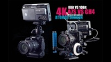 A7S 8bit VS GH4 10bit (Both Shot it with Atomos Shogun) Which one is better