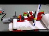 Onda Sinusoidal con Lego Educational WeDo