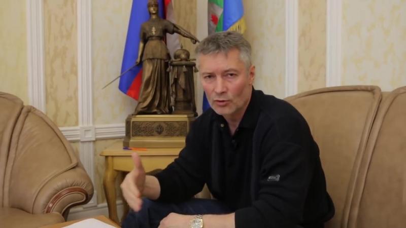 Евгений Ройзман: громкое (замалчиваемое) дело о