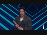 Получение награды 2018 E! People's Choice Awards (11 ноября 2018)