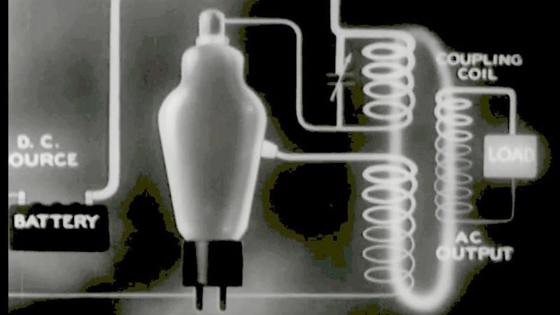 Vacuum Tubes (Valves) Electronics at Work 1943 Westinghouse Basic Tube Circuits