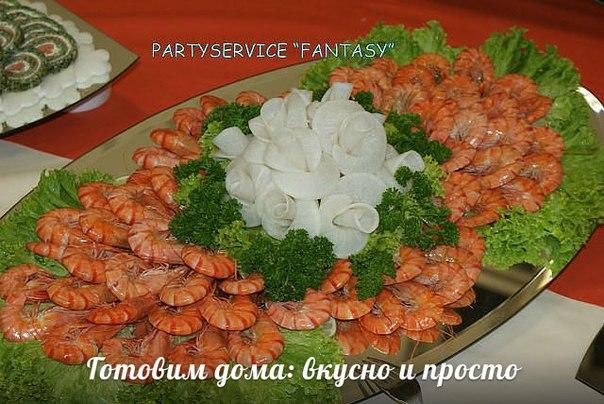 фото сервировка блюд