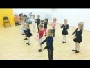 Группа Baby Dance (Спортивные бальные танцы), учат танец полька с нашим педагогом Александрой Кирилловной 👏 #кцслава #жкцарицыно