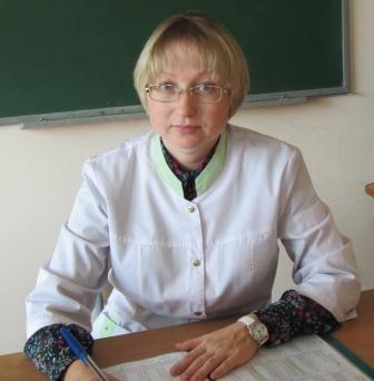 Елисеева Лариса Юрьевна