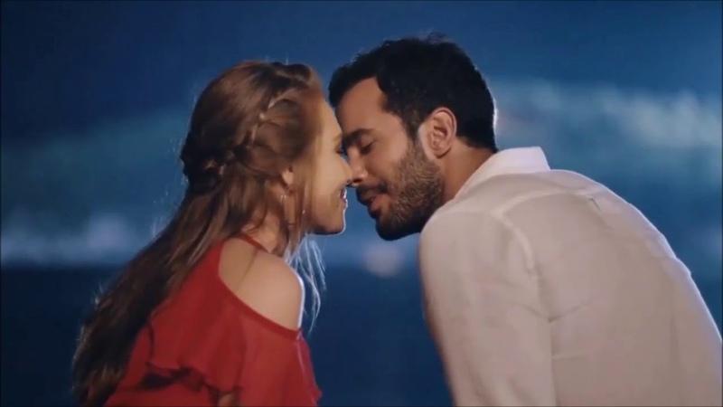 Elçin Sangu Barış Arduç ❤️ Sealed With a Kiss Mutluluk Zamani